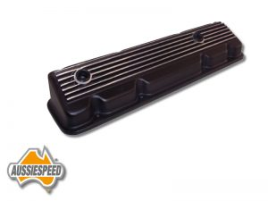 as0170b slant 6 black rocker cover
