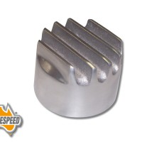 as0195p hot rod finned breather polished