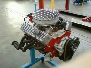 tall chevy valve covers