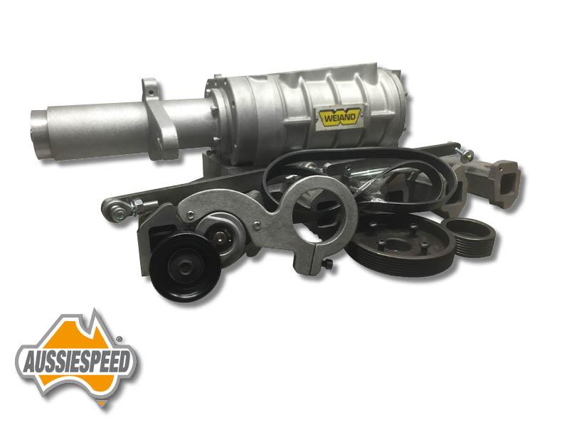 4 Cylinder Blower : Hemi cylinder supercharger blower kit aussiespeed