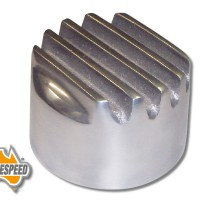 as0196p polished mopar finned breather