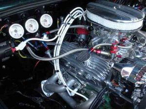 aussiespeed-polished-finned-hot-rod-v6 valve-covers lr