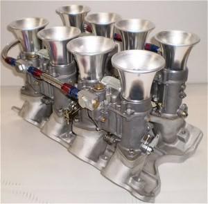 ford-cleveland-quad-weber-manifold