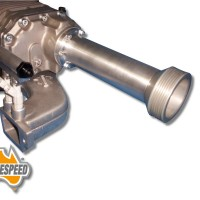 Supercharger pulleys, drives
