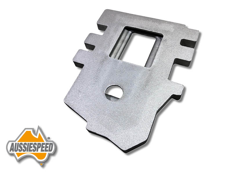 Supercharger adaptor GM M90 baseplate AS0510RC