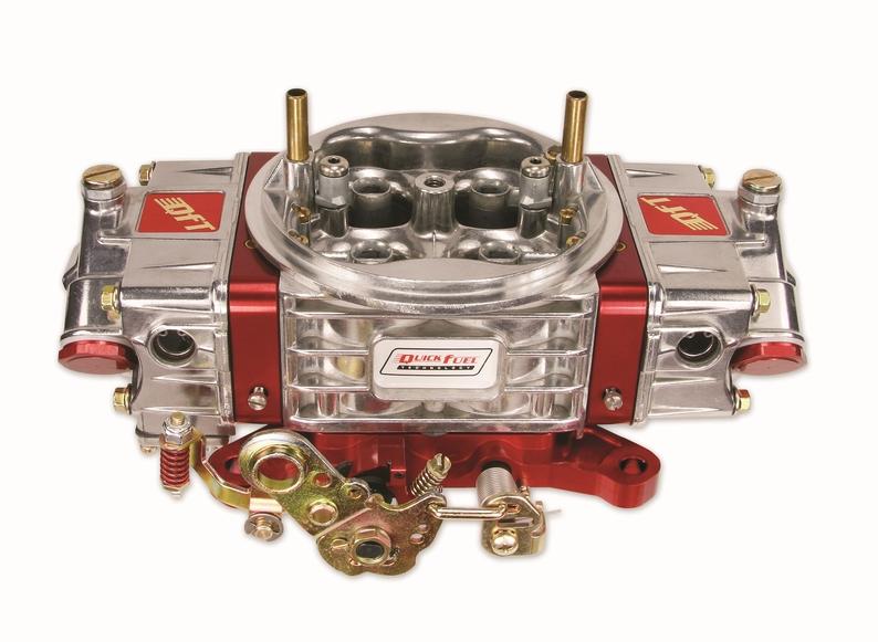 4 Cylinder Blower : Quick fuel supercharger carburetor application