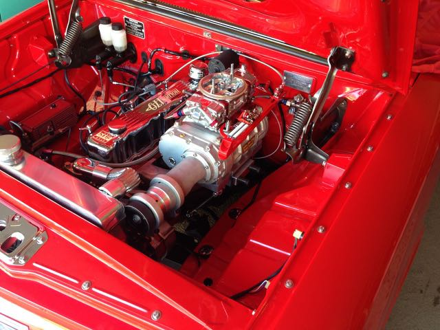 4 Cylinder Blower : Holden port supercharger kit weiand