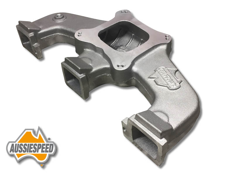 Holden 6 cylinder performance manifolds and engine parts