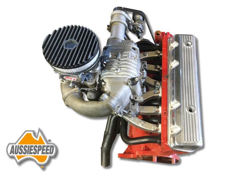 Slant 6 Chrysler Supercharger manifold AS0042/AS0473