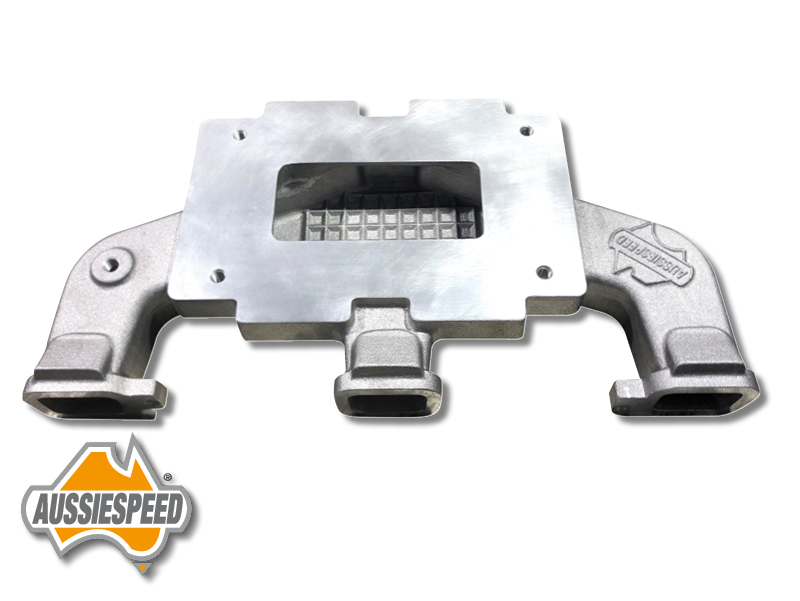 Chevy inline 250 292 supercharger manifold AS0038-19
