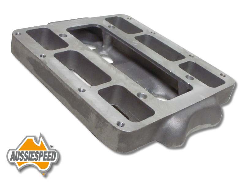 AS0290 GM 6/71supercharger tunnel ram base plate