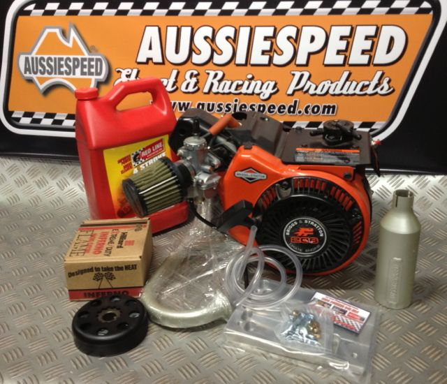 Briggs-stratton-local-206-engine | Aussiespeed Street