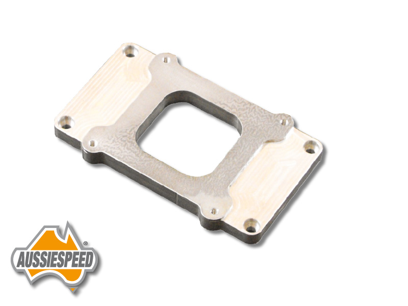 GM 4/71 supercharger Squarebore Carburetor adapter plate