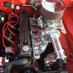 hemi performance 265 supercharged engine