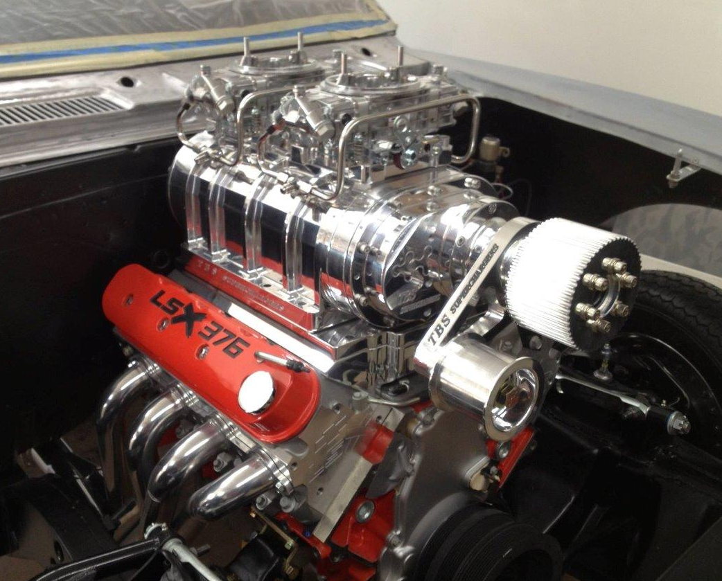 Gm Ls Engines >> LS 1 GM 6V/71 supercharger kit Cathedral Port | Aussiespeed Street & Racing Products Australia