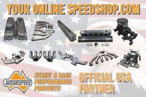 your online speedshop Aussiespeed USA
